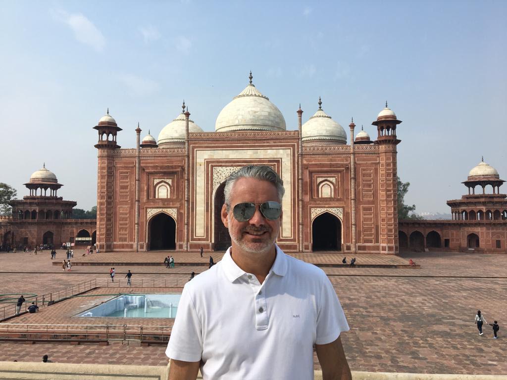 Mark in India