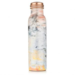 Indian Summer – Pure Copper Water Bottle