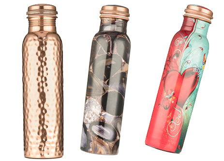 Copper Water Bottles UK